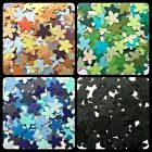 50 XCut Card Hand Punched Cardmaking Scrapbooking Shapes 1 Inch Heart/Flower