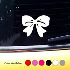 "HELLO KITTY BIG BOW RIBBON B2 DECAL STICKER VINYL CAR LABTOP WINDOW 5""x 4"""