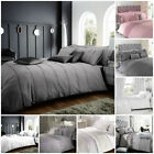 Luxury Vintage Bedding Range of Embroidered Duvet Quilt Cover Bed Set & Cushion