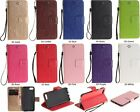 Embossing Dandelion Strap Wallet Card Leather Case Cover For Huawei LG Sony TX