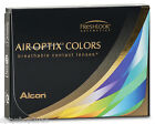 Air Optix Colors 2x2 Kontaktlinsen Minus und Pluswerte Farblinsen