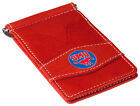 Southern Methodist University Mustangs Player's Leather Wallet