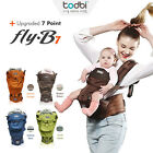 Todbi Fly b7 Baby Carrier Hipseat Front Carrier Infant Kids Carrier Blanket