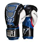 TITLE Boxing Infused Foam Apollo Bag Gloves - Blue