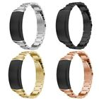 Metal Stainless Steel Watch Band Wrist Strap Link Bracelet For Samsung Gear fit2
