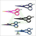 "Professional Salon Cutting Scissors Hairdressing 4.5"" Barber Hair Shears New"