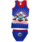 THOMAS AND FRIENDS SINGLET AND BRIEF SET, LICENSED BRAND NEW, EXPRESS POSTAGE