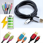 USB Charger Sync Data Cable Thick Cord For Samsung Galaxy S3 S4 S5 Note 2 3 New