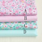 50cm*160CM Flower 100%cotton fabric Quilting Quilt Clothes Bedding Sewing DIY15