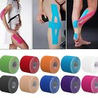 1 Roll Kinesiology Sports Tape Muscles Care Elastic Physio Therapeutic Best UK