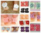 BABY BAREFOOT SANDALS FOOT FLOWER BABY GIRL SHOES TOE BLOOMS CHRISTENING