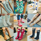 Baby Kids Toddlers Girls Knee High Socks Tights Leg Warmer Stockings For 0 6 Y