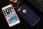 For iphone 7/ 7 Plus Fashion Leather + PC Hard Protection Shockproof Cover Case