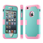 Protective Hybrid Shockproof Hard Case Cover For Apple iPhone 7 4.7 / 7 Plus /6s