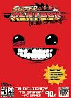 Super Meat Boy Ultra Edition - PC RARE game New Unopened Factory Sealed
