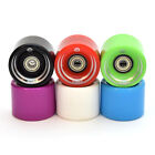 3Style® Skateboards - Parts - 59mm Set of 4 Solid Wheels with 7 ABEC Bearings