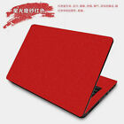 """KH Laptop Carbon Leather Skin Cover Protector for Lenovo ideapad 310-15 15.6"""""""