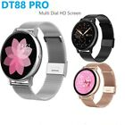 LG128 Bluetooth Smart Watch With NFC Waterproof+ Camera Sim card For Android&IOS