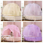 Lace Bed Canopy Insect Mosquito Net Netting Tent for Twin Full Queen King Size image