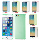 0.3mm Shockproof Soft Gel Case Cover Skin for Apple For iphone 6 Plus 5.5""