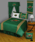 Minnesota Wild Bed in a Bag Twin Full Queen King Size Comforter Set