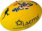 JUNIOR AFL Hi-Tech Advance PIN GRIP AUSTRALIAN RULES FOOTY Ball Size 1 AND 2