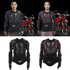 HEROBIKER Motorcycle Body Armor Jacket Motocross Racing Chest Protection Gear