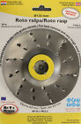 """Roto Kruna WOOD CARVING SHAPING DISC 5"""" 125 MM FOR ANGLE GRINDER TCT BLADE"""