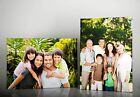 "Your Personalised Photo Picture Print on Canvas A2 16"" x 20"" Ready To Hang LARGE"