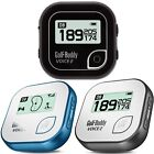 Golf Buddy Voice 2 Talking Golf GPS Rangefinder - Black, Blue, or Grey