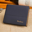 Men&#039;s Leather Wallet Pockets ID Credit Card Holder Clutch Bifold Purse US Ship <br/> USA Seller &radic; Fast Free shipping &radic; Over 5500Sold &radic;