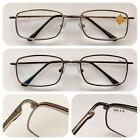 A60 Superb Quality Unisex Reading Glasses & Spring Hinges & Classic Style Design