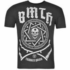 GINNASTICA Amplified Clothing Bring Me The Horizon T Shirt Mens Crooked