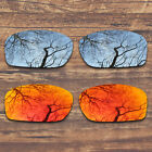 T.A.N Replacement Lenses for-Oakley Five Squared(4+1) ²- Multiple Pack Options