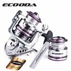 Ecooda ERS Royal Sea Spin Fishing Reel + Spare Spool - 1500, 2000, 2500 or 3000