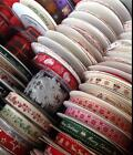 Mixed Pack of Christmas Ribbon - Lucky Dip - 1 Metre Lengths -, Assorted NEW