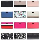 Внешний вид - NEW Kate Spade Newbury Lane Haven Lane Wellesley Stacy Clutch Wallet WLRU1601