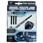 "Target Phil ""The Power"" Taylor 90% Tungsten Steel Tip Darts"