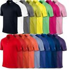 NEW MENS NIKE GOLF Dri-Fit VICTORY SOLID Polyester Polo SHIRT, PICK COLOR