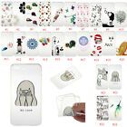New Shockproof Ultrathin Clear Soft Silicone TPU Rubber Gel Case For iphone Sony