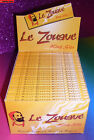 10 / 5 / 1 St. LE ZOUAVE King Size Finest Quality Rolling Papers !! TOP PREIS !! günstig