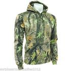 MENS COUNTRY CAMOUFLAGE HOODIE S - 5XL STORMKLOTH CAMO FLEECE LINED HUNTING