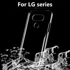 Ultrathin Soft Case For LG V20 G5 V10 Plus Silicone Clear Transparent TPU Cover