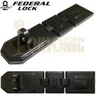 FEDERAL FD1086 SUPER HIGH SECURITY GARAGE SHED VAN DOOR GATE HASP AND STAPLE