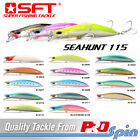 SFT Sea Hunt 135 Minnow Crank Lure - Owner ST-41 - Free Postage On Extra Lures!