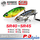 Lurefans SR-40 Super Rattlesnake Spin-sonic Lure - Free Postage On Extra Lures!