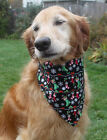 Christmas Dog Bandana over the collar, dog bandana, christmas stockings, gift
