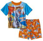 NWT Disney's Frozen Chillin' In The Sunshine Olaf Pajama Set Toddler 3T, 4T