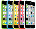 UNLOCKED Apple iPhone 5C 16GB Smartphone Rogers Fido Bell Telus Wind Mobilicity