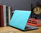 "Turquoise Crystal Plastic Hard Case Cover for MacBook 12"" AIR/ Pro 11"" 13"" 15"""